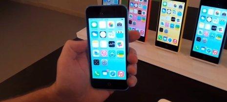 Demo iPhone 5C