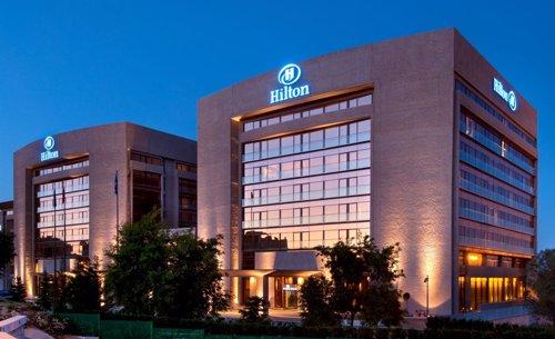 Hotel De Hilton En Madrid