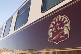 Imagen del tren de lujo turístico Al Andalus