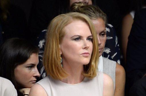 NEW YORK, NY - SEPTEMBER 12:  (L-R) Actors Nicole Kidman, Rooney Mara and Naomie