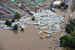 Inundaciones en Colorado