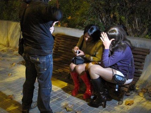 asociaciones de prostitutas prostitutas negras en madrid