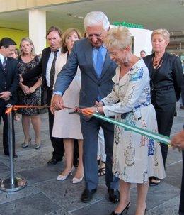 Inauguración de Andalucía Sabor.