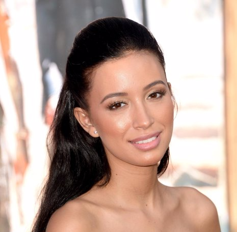 Christian Serratos se une a The Walking Dead