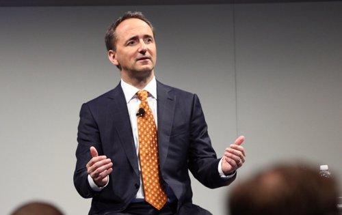 El co-consejero delegado de SAP, Jim Hagemann Snabe