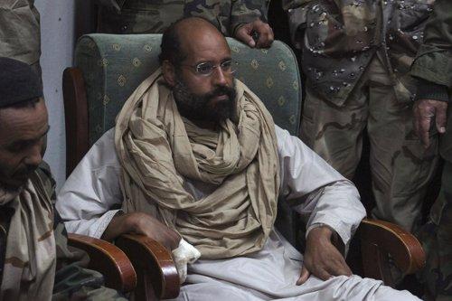 Saif Al Islam Gadafi