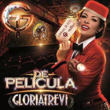 Lanzamiento de 'De película' lo nuevo de Gloria Trevi