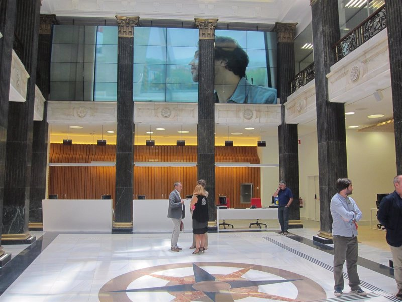 la nueva oficina de turismo de bilbao atender en siete