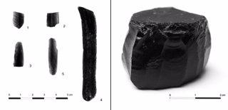 Piezas neolítico
