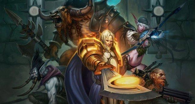 El  videojuego 'World of Warcraft'