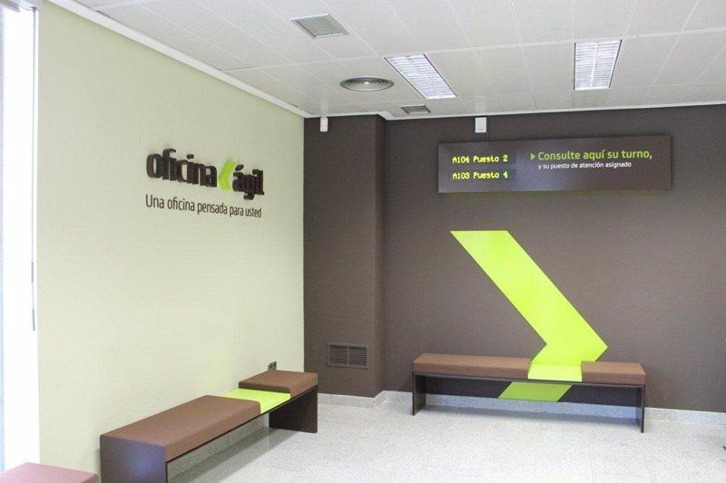 Bankia tendr antes de final de a o 20 oficinas que for Unicaja barcelona oficinas