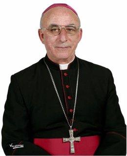 Atilano Rodríguez/Obispo Sigüenza-Guadalajara