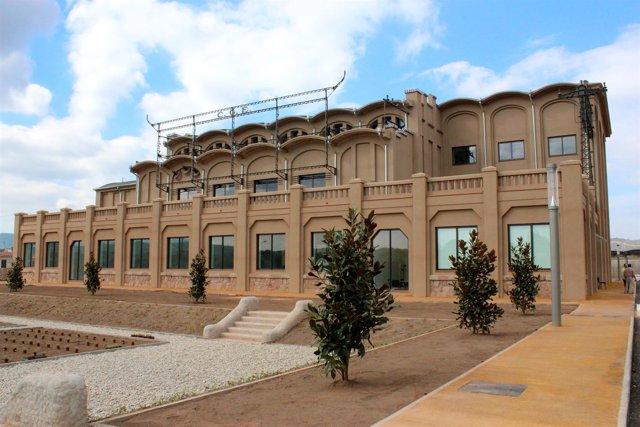 Endesa ultima las obras de su nueva sede de la catalunya central para estrenarla en 2014 - Oficina endesa tarragona ...