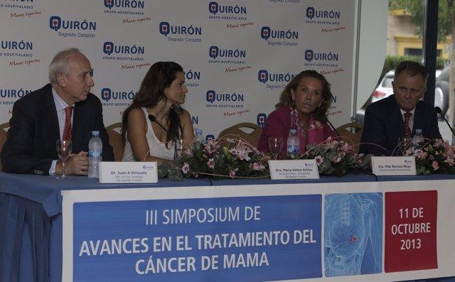 Celebración del III Simposium sobre Avances en el Tratamiento del Cáncer de Mama