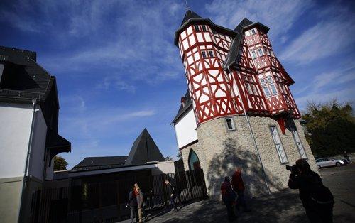 Residencia de Franz-Peter Tebartz-van Elst, obispo de Limburgo