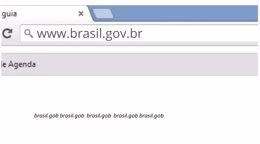 Web Gobierno Brasil