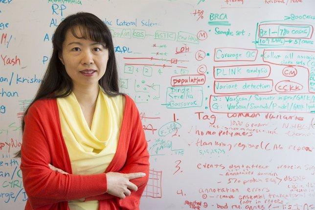 Li Ding, Autora Del Estudio