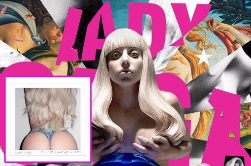 Lady Gaga estrena un single promocional de ARTPOP