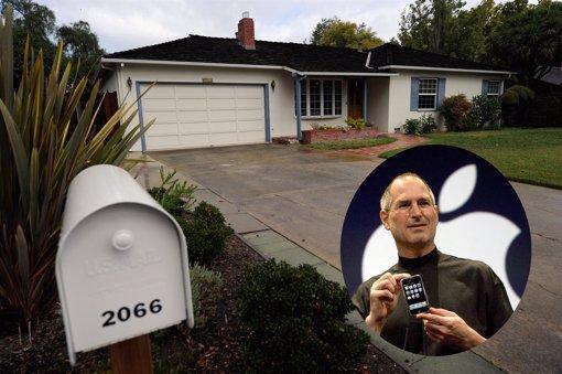 Casa de Los Altos de Steve Jobs declarada patrimonio histórico