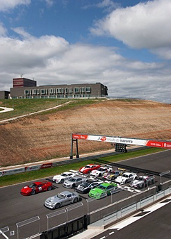 Circuito Los Arcos : Se convoca concurso para la gestión privada del circuito