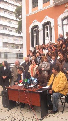 Esperanza Ornedo, Quique y José Luis Orta