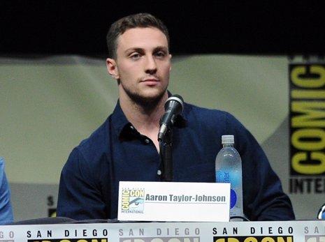 Aaron Taylor-Johnson será Mercurio en la secuela de Los Vengadores