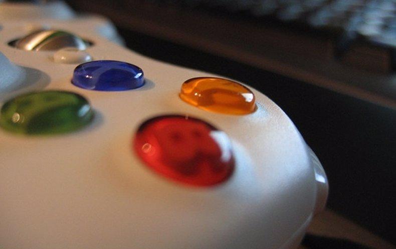 Mando de la consola de Microsoft Xbox 360