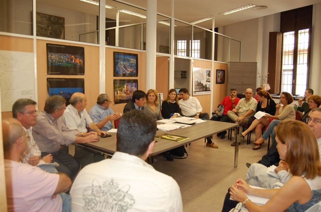39 almer a urban 39 acuerda acciones legales personales - Colegio arquitectos almeria ...