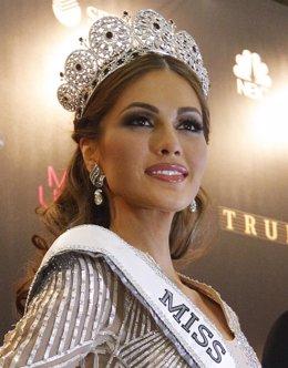 La venezolana María Gabriela Isler, Miss Universo 2013-2014-