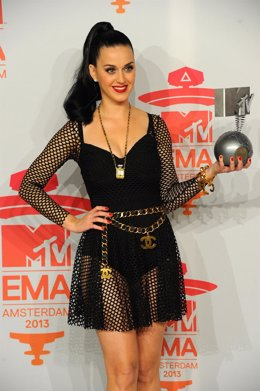 Katy Perry en los MTV EMA's 2013