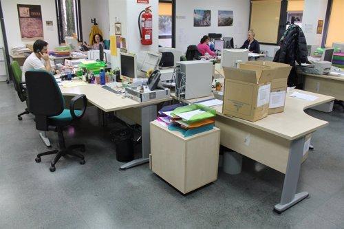 Forum psicologos el 50 de los trabajadores de oficina sufren el s ndrome de la oficina enferma - Sexo en la oficina ...