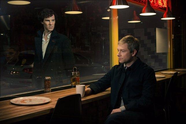 Sherlock, 3 temporada