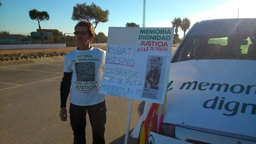 Francisco Mateo, hermano de una víctima del etarra 'Kubati'