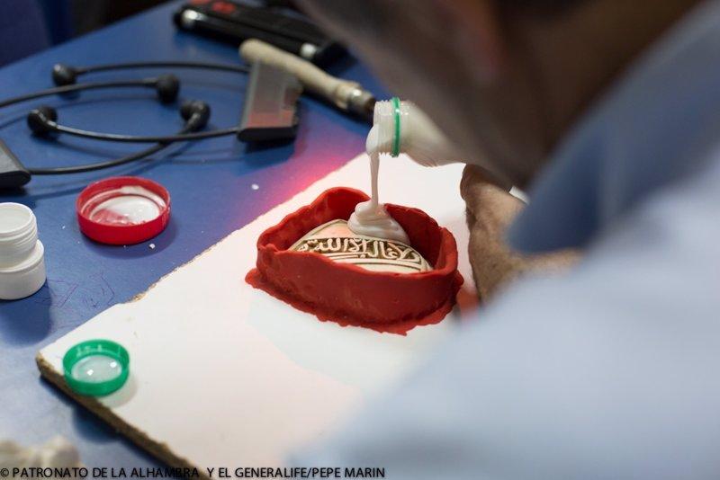 Granada cultura fondos europeos restauradores de la - Restauradores granada ...
