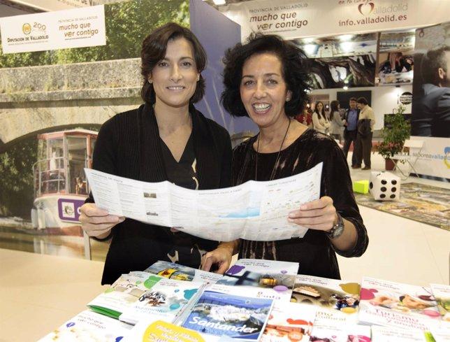 Santander presenta al personal de la oficina de turismo de Oficina turismo valladolid