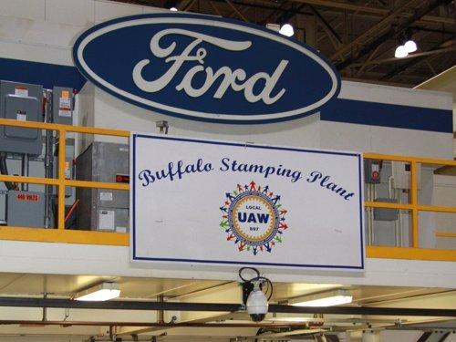 Planta de Ford en Buffalo