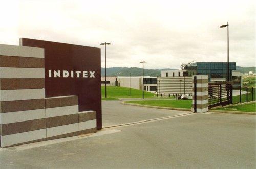 Sede central del Grupo Inditex.