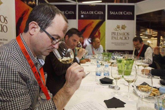 Palacio de Congreso de Torremolinos cata premios feria vinos caldos agricultura