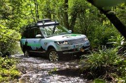 Range Rover híbrido