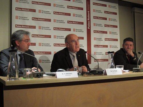 El conseller de Salud Boi Ruiz presenta resultados del estudio Refinement