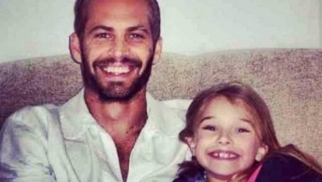 Meadow Walker se despide de Paul Walker