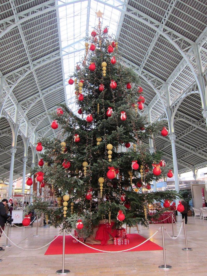 Un total de 28 actividades inundan de navidad el mercado - Actividades navidad valencia ...