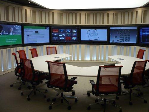 Centro de Accenture en Sant Cugat
