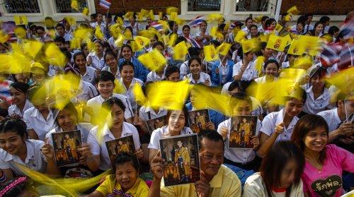 Celebraciones del cumpleaños del rey de Tailandia, Phumiphon Adunyadet