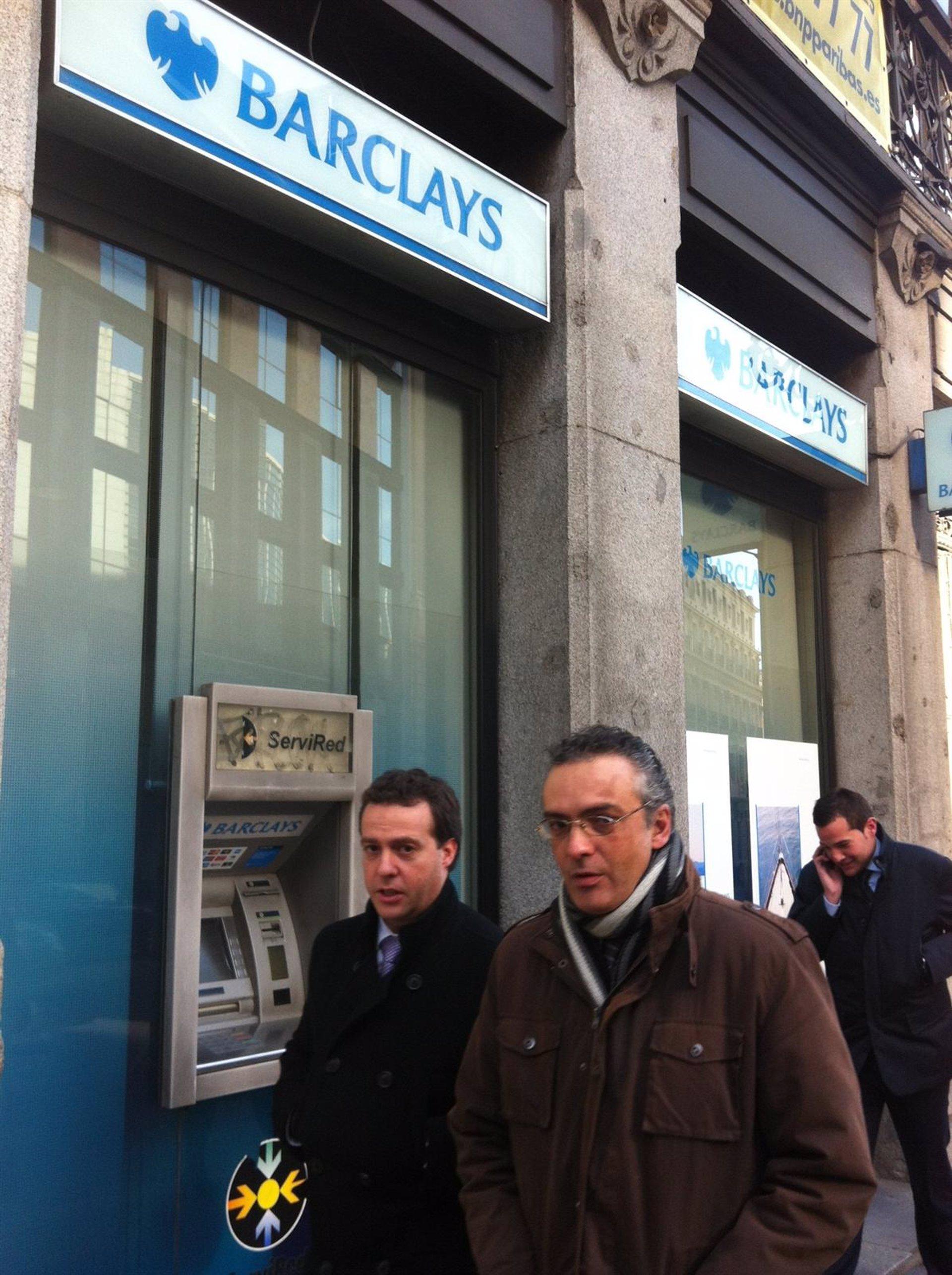 Barclays dice que espa a crecer un 0 9 en 2014 y un 1 2 for Barclays oficinas madrid