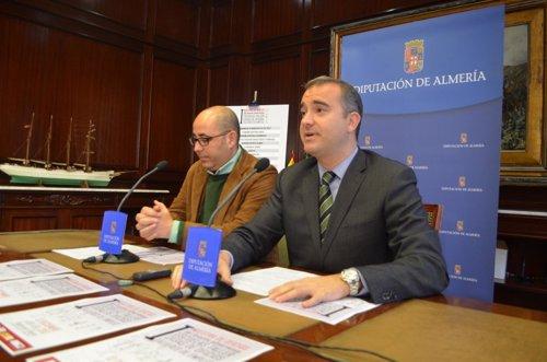 García presenta la I Muestra de Oficios del Levante almeriense