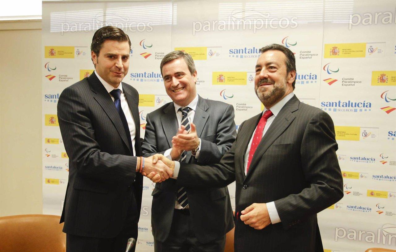 Emilio David Jiménez, Miguel Cardenal y Miguel Carballeda