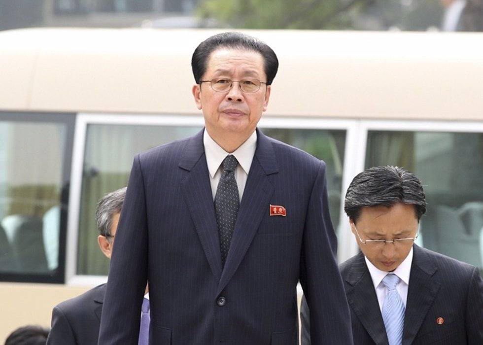 Kim Jong-Un ejecuta a su tío por