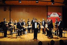 Orquesta Ciudad de los Califas.