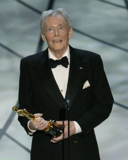 Muere el actor Peter O'toole